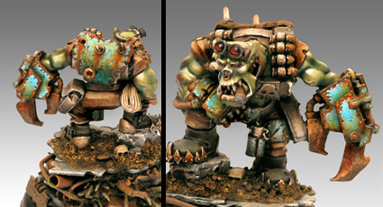 Miniature Mentor releases Rust and Weathering Vehicles painting tutorial